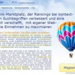 Bessere Google-Platzierung durch den Kauf von Backlinks