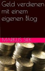 Gratis eBook - Geld verdienen mit einem eigenen Blog