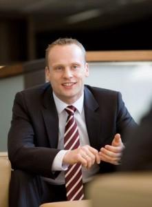 Bastian Siebers, Geschäftsführer der Plus Online GmbH