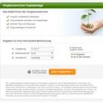 Finanzen.de: Neuer Vergleichsrechner für Kapitalanlagen