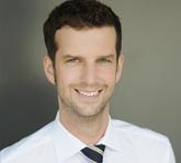 Fabian Burgey, Geschäftsführer von Adiro.