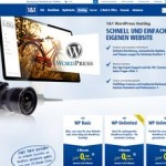 Wordpress-Hosting mit 1&1