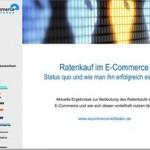 Studie: Was bewirken Ratenkauf-Angebote im E-Commerce?