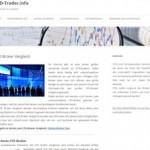 CFD-Trader.info – Das 5.000€ Projekt