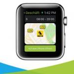 Lokale Geschäfte auf der Apple Watch