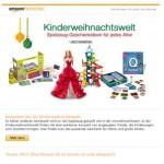 Geld verdienen mit dem Amazon-Weihnachtsgeschäft