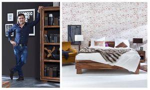 Shan Rahimkhan präsentiert seine neue Möbelkollektion bei Home24. Quelle: Home24