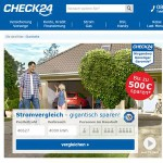 Groß sparen mit Check24