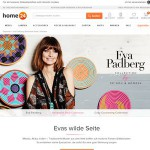 Home24 präsentiert Eva Padberg-Kollektion