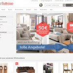 Yourhome.de: Der neue Möbelshop von Otto