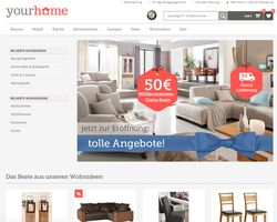 der neue m belshop von otto. Black Bedroom Furniture Sets. Home Design Ideas