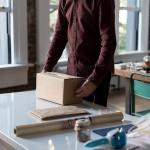 Perfekte Logistik für Online-Shops