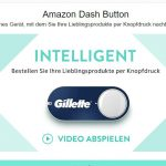 Amazon: So funktioniert der neue Dash Button