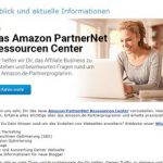 SiteStripe vom Amazon Partnerprogramm