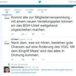 Twittergate: Fake-Profil der VG Wort sorgt weiter für Wirbel