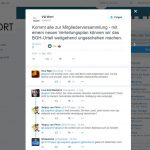 BGH-Urteil aushebeln? VG Wort-Tweet sorgt für Empörung