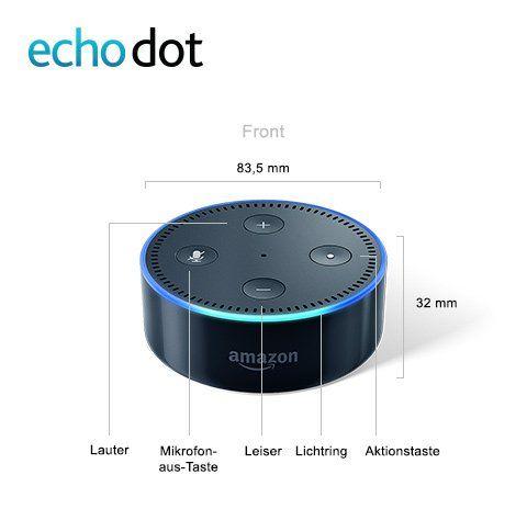Amazon Echo Dot Details