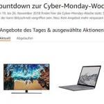 Amazon Cyber Monday Woche: Mit diesen Tipps sichern Sie sich die besten Schnäppchen