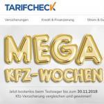 Bis zu 850 Euro sparen: Jetzt bis zum 30.11. die KFZ-Versicherung wechseln
