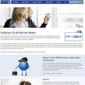 Payback-Website
